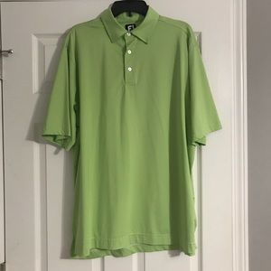 Men's FJ Golf polo - XL